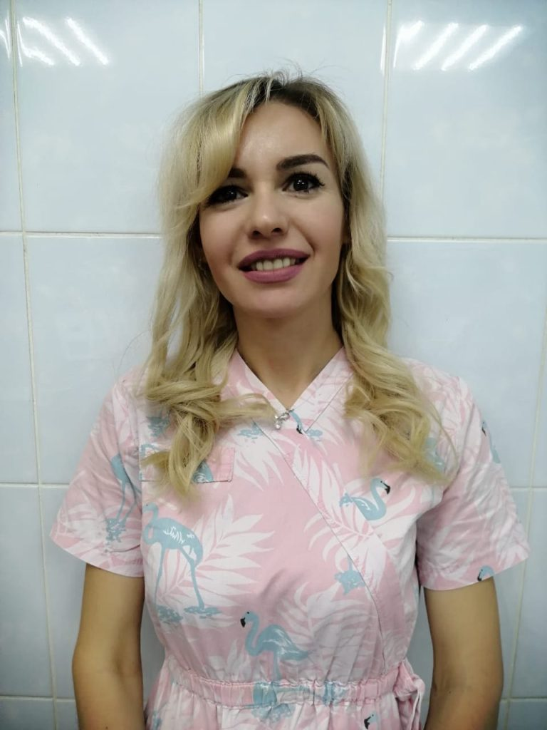 Лесина Наталья Александровна