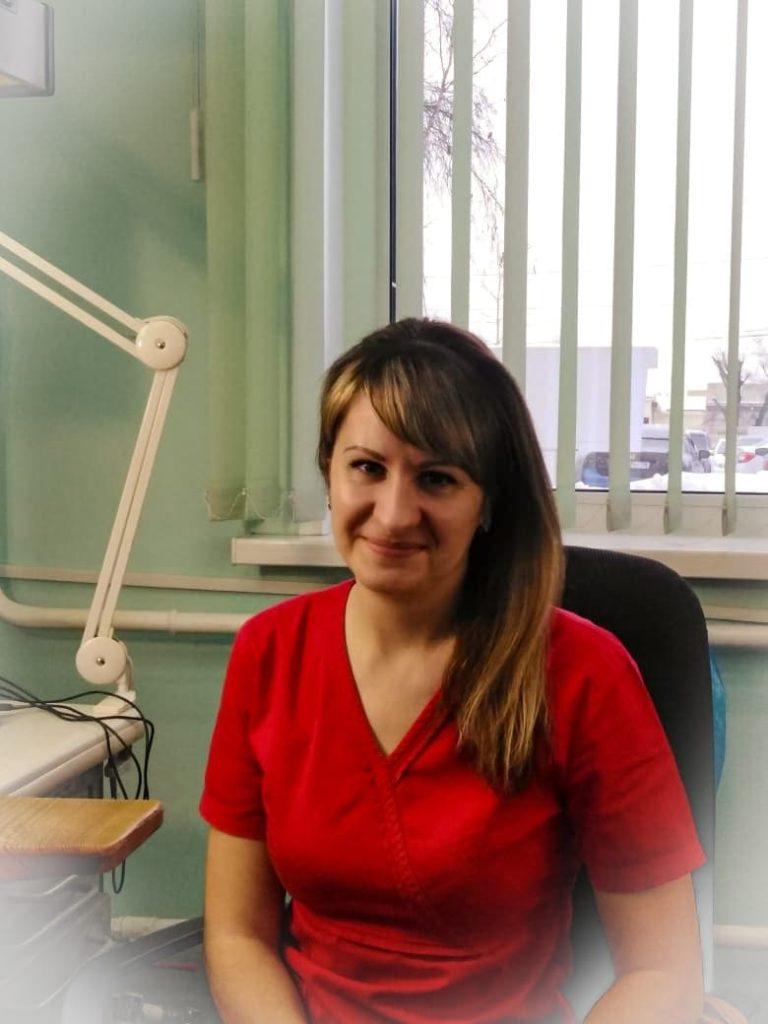 Царегородцева Екатерина Сергеевна